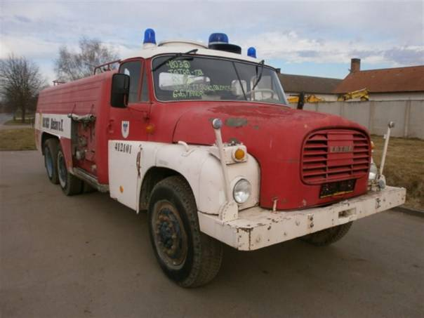138 (ID 9803), foto 1 Užitkové a nákladní vozy, Nad 7,5 t | spěcháto.cz - bazar, inzerce zdarma
