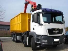 MAN   , Užitkové a nákladní vozy, Nad 7,5 t  | spěcháto.cz - bazar, inzerce zdarma