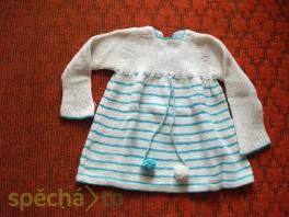 Dívčí šatičky na cca 1-2 roky , Pro děti, Dětské oblečení   | spěcháto.cz - bazar, inzerce zdarma