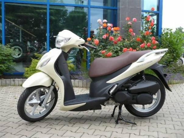 SIXteen 125, foto 1 Auto – moto , Motocykly a čtyřkolky | spěcháto.cz - bazar, inzerce zdarma