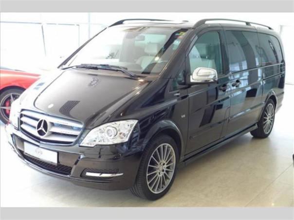 Mercedes-Benz Viano 3,0   CDI 3,0, foto 1 Auto – moto , Automobily | spěcháto.cz - bazar, inzerce zdarma