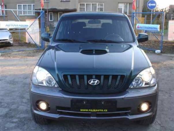 Hyundai Terracan 2,9 Pěkný!!!, foto 1 Auto – moto , Automobily | spěcháto.cz - bazar, inzerce zdarma