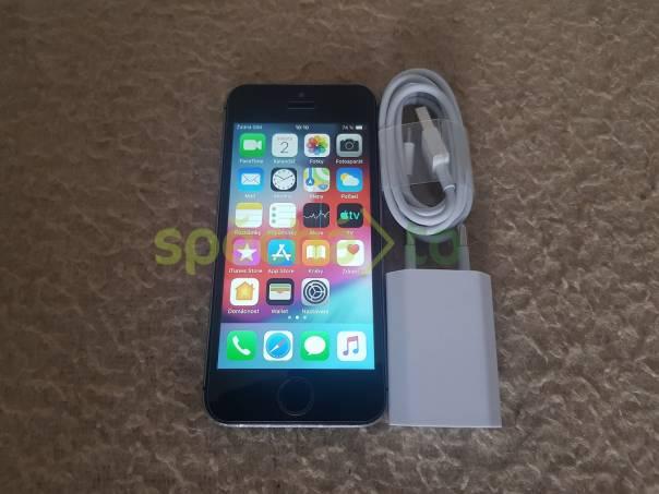 Prodám pěkný Apple iPhone 5s 16GB šedý , foto 1 Telefony a GPS, Mobilní telefony | spěcháto.cz - bazar, inzerce zdarma