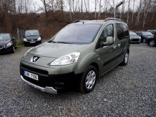 Peugeot Partner 1.6 HDi TEPEE DIGIKLIMA, foto 1 Auto – moto , Automobily | spěcháto.cz - bazar, inzerce zdarma