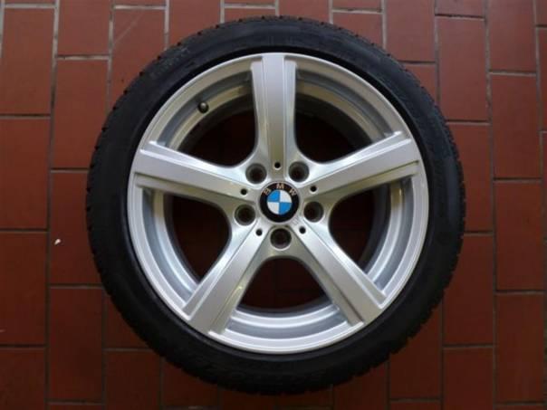BMW  3 Zimní Sada Alu Kol 17, foto 1 Náhradní díly a příslušenství, Osobní vozy | spěcháto.cz - bazar, inzerce zdarma