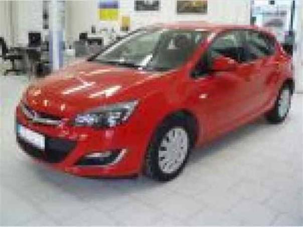 Opel Astra J Enjoy 5DR 1.4 Turbo / P3268 /, foto 1 Auto – moto , Automobily | spěcháto.cz - bazar, inzerce zdarma