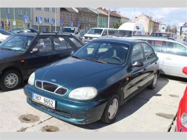 Daewoo Lanos 1,4 i LPG, foto 1 Auto – moto , Automobily | spěcháto.cz - bazar, inzerce zdarma