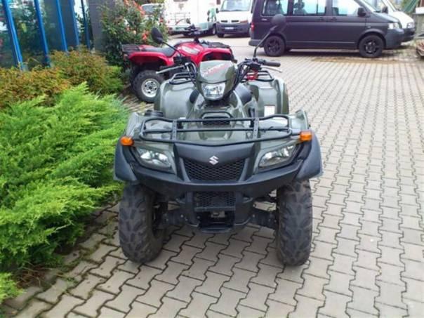 LTA 750 KingQuad EPS, foto 1 Auto – moto , Motocykly a čtyřkolky | spěcháto.cz - bazar, inzerce zdarma
