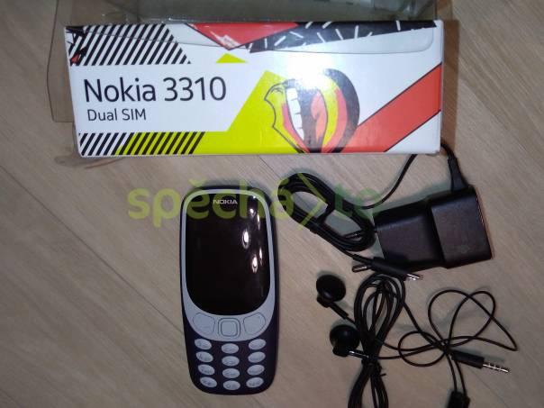 NOKIA 3310, nová, nepoužívaná, foto 1 Telefony a GPS, Mobilní telefony | spěcháto.cz - bazar, inzerce zdarma