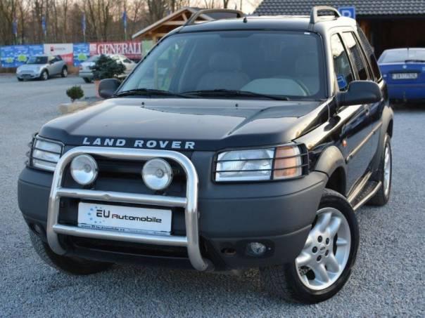 Land Rover Freelander 2.0 DI 4x4, foto 1 Auto – moto , Automobily | spěcháto.cz - bazar, inzerce zdarma