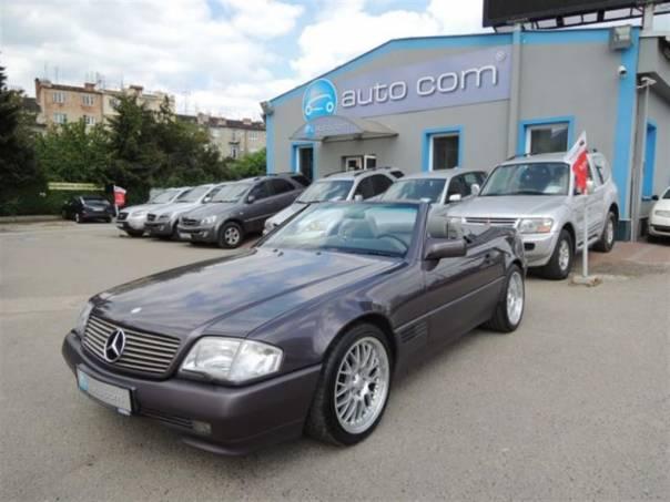 Mercedes-Benz Třída SL 320 Automat Kůže Hardtop, foto 1 Auto – moto , Automobily | spěcháto.cz - bazar, inzerce zdarma