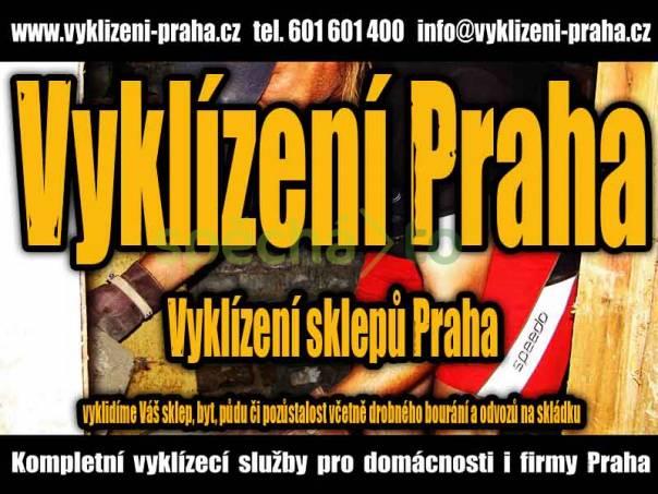 Levné vyklízení sklepů Praha, foto 1 Obchod a služby, Úklid a údržba | spěcháto.cz - bazar, inzerce zdarma