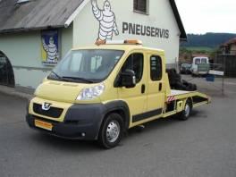 Peugeot Boxer 3,0 HDI 160PS ODTAHOVKA , Užitkové a nákladní vozy, Do 7,5 t  | spěcháto.cz - bazar, inzerce zdarma