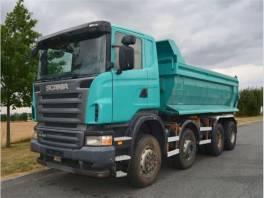 R420 8x6 S1 sklápěč , Užitkové a nákladní vozy, Nad 7,5 t  | spěcháto.cz - bazar, inzerce zdarma