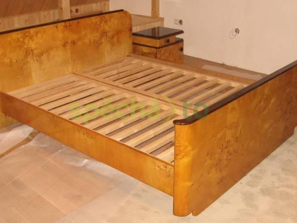 Prodám manželkou postel (viz foto), foto 1 Bydlení a vybavení, Postele a matrace | spěcháto.cz - bazar, inzerce zdarma