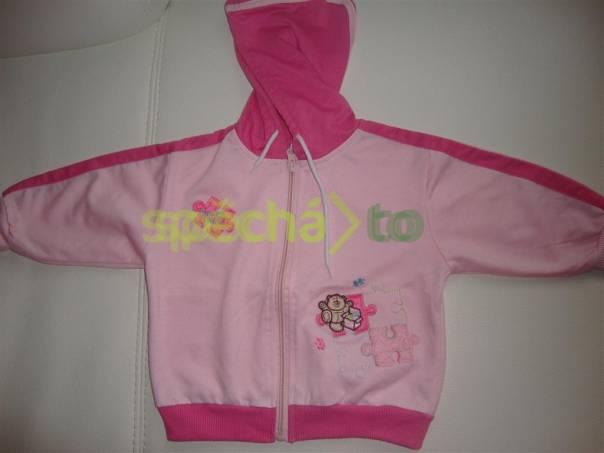 Růžová mikina, foto 1 Pro děti, Dětské oblečení  | spěcháto.cz - bazar, inzerce zdarma