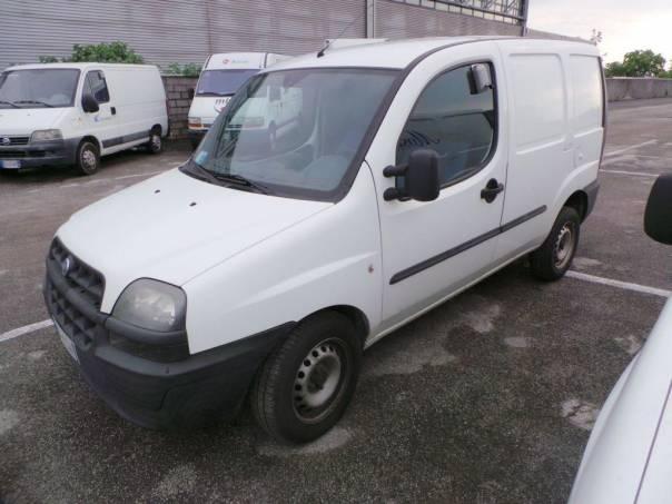 Fiat Dobló 1.9 JTD Active/KLIMA, foto 1 Užitkové a nákladní vozy, Do 7,5 t | spěcháto.cz - bazar, inzerce zdarma