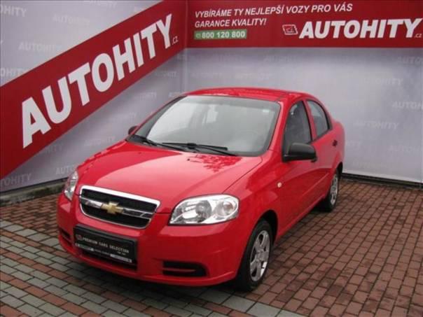 Chevrolet Aveo 1,2 ČR, Klimatizace, foto 1 Auto – moto , Automobily | spěcháto.cz - bazar, inzerce zdarma