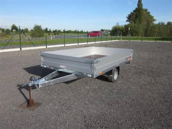 ZV32 N1 3,00/1,80/0,35 10pneu, foto 1 Užitkové a nákladní vozy, Přívěsy a návěsy | spěcháto.cz - bazar, inzerce zdarma