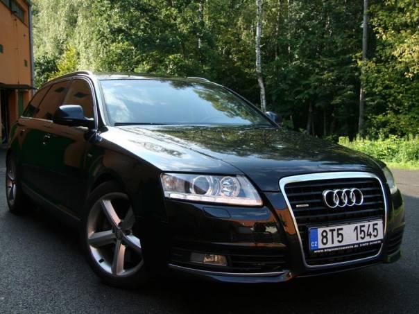 Audi A6 3.0tdi tiptronic s-line, foto 1 Auto – moto , Automobily | spěcháto.cz - bazar, inzerce zdarma