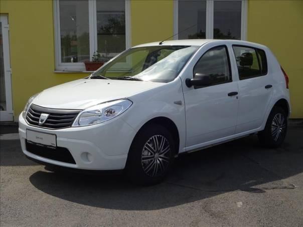 Dacia Sandero 1,4 i, foto 1 Auto – moto , Automobily | spěcháto.cz - bazar, inzerce zdarma