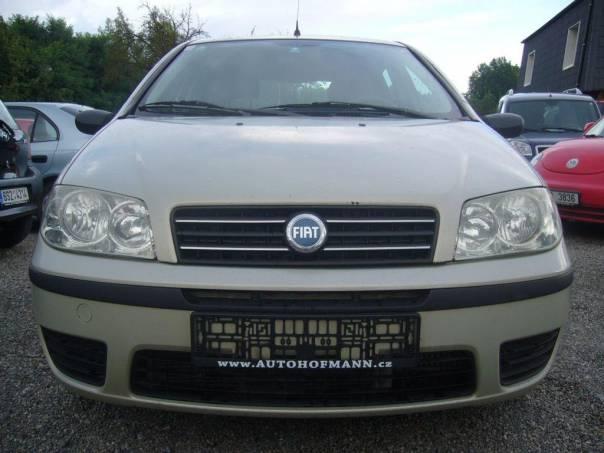 Fiat Punto 1.3  JTD Klima, foto 1 Auto – moto , Automobily | spěcháto.cz - bazar, inzerce zdarma