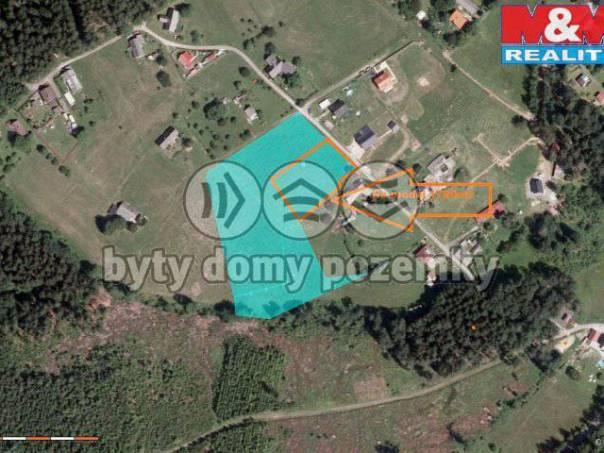 Prodej pozemku, Mostek, foto 1 Reality, Pozemky   spěcháto.cz - bazar, inzerce
