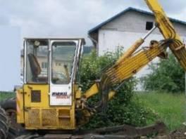 Menzi Muck   , Pracovní a zemědělské stroje, Pracovní stroje    spěcháto.cz - bazar, inzerce zdarma