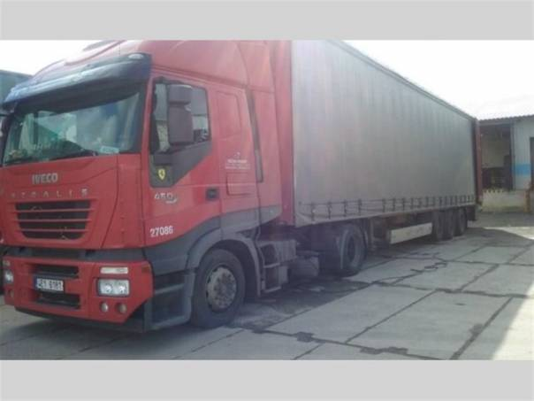 STRALIS AS 450 332kW LOWDECK +, foto 1 Užitkové a nákladní vozy, Nad 7,5 t | spěcháto.cz - bazar, inzerce zdarma