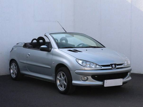 Peugeot 206  1.6 16V, foto 1 Auto – moto , Automobily | spěcháto.cz - bazar, inzerce zdarma