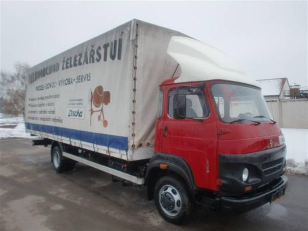 A 60-EL (ID 8899), foto 1 Užitkové a nákladní vozy, Nad 7,5 t | spěcháto.cz - bazar, inzerce zdarma