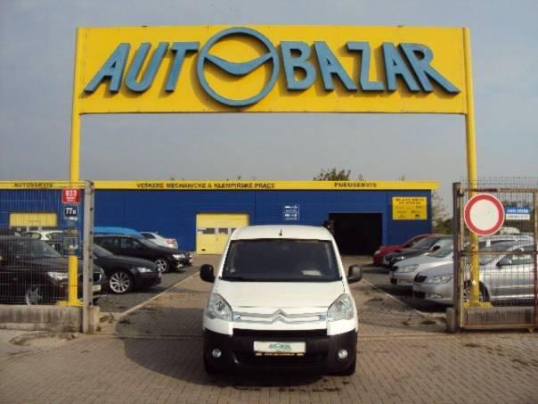 Citroën Berlingo 1.6HDI,1.MAJ,SERVISKA,CZ PŮVOD, foto 1 Užitkové a nákladní vozy, Do 7,5 t | spěcháto.cz - bazar, inzerce zdarma