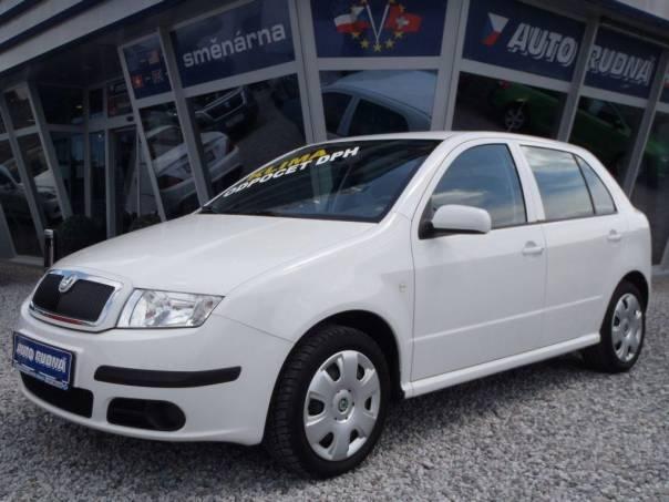 Škoda Fabia 1,2i 12V HTP Klima, foto 1 Auto – moto , Automobily | spěcháto.cz - bazar, inzerce zdarma