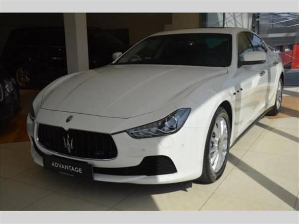 Maserati Ghibli 3.0 Diesel  SKLADEM, foto 1 Auto – moto , Automobily | spěcháto.cz - bazar, inzerce zdarma