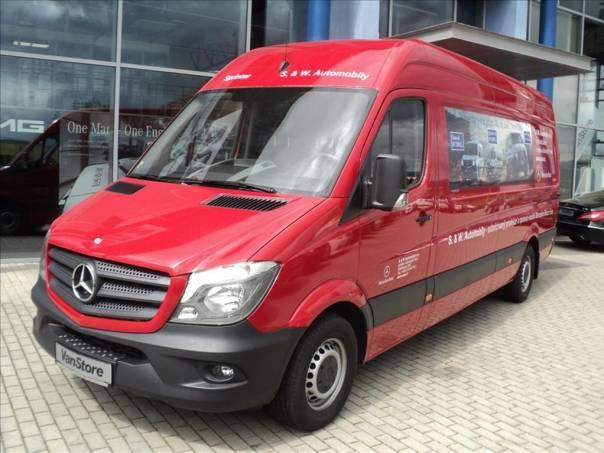 Mercedes-Benz Sprinter Sprinter 313 CDI L KAWA, foto 1 Užitkové a nákladní vozy, Do 7,5 t | spěcháto.cz - bazar, inzerce zdarma