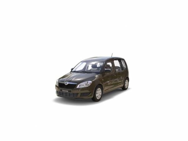 Škoda Roomster 1.4 Trumf Active, foto 1 Auto – moto , Automobily   spěcháto.cz - bazar, inzerce zdarma