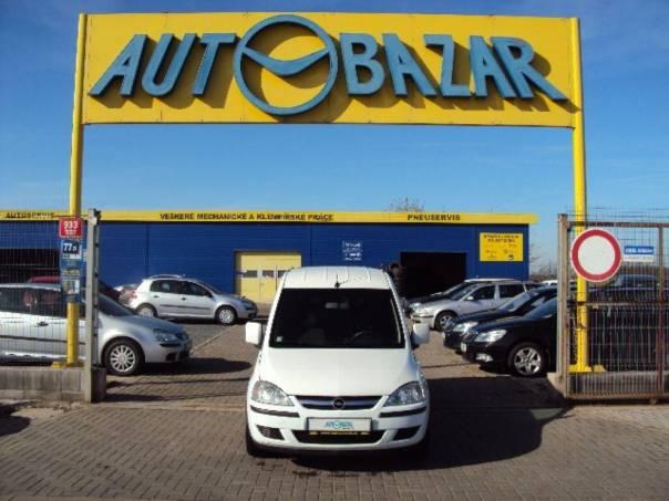 Opel Combo 1.7 CDTI Enjoy,SERVISKA ,CZ PŮVOD, foto 1 Auto – moto , Automobily | spěcháto.cz - bazar, inzerce zdarma