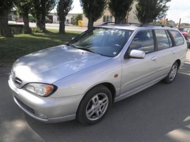 Nissan Primera Wagon 1,8 klima, nové rozvody, foto 1 Auto – moto , Automobily | spěcháto.cz - bazar, inzerce zdarma