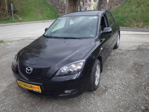 Mazda 3 1.6 CD,80kw,Aut.klima, foto 1 Auto – moto , Automobily | spěcháto.cz - bazar, inzerce zdarma