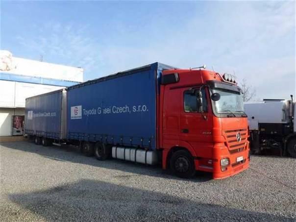 ACTROS 2544+SVAN průchozí 120, foto 1 Užitkové a nákladní vozy, Nad 7,5 t | spěcháto.cz - bazar, inzerce zdarma