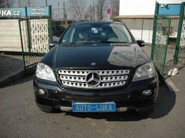 Mercedes-Benz Třída ML ML 320 CDI 4-MATIC, foto 1 Auto – moto , Automobily | spěcháto.cz - bazar, inzerce zdarma