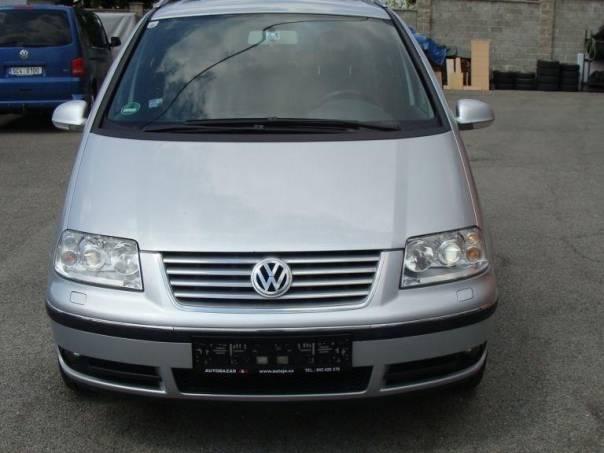 Volkswagen Sharan 2.0 TDi SERVISNÍ KNÍŽKA WEBASTO, foto 1 Auto – moto , Automobily | spěcháto.cz - bazar, inzerce zdarma