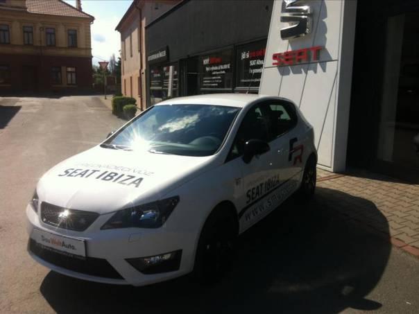 Seat Ibiza 1.2 TSI FR, foto 1 Auto – moto , Automobily | spěcháto.cz - bazar, inzerce zdarma