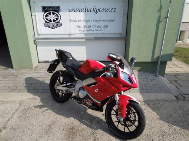 Gilera  SC 125 RACE, foto 1 Auto – moto , Motocykly a čtyřkolky | spěcháto.cz - bazar, inzerce zdarma