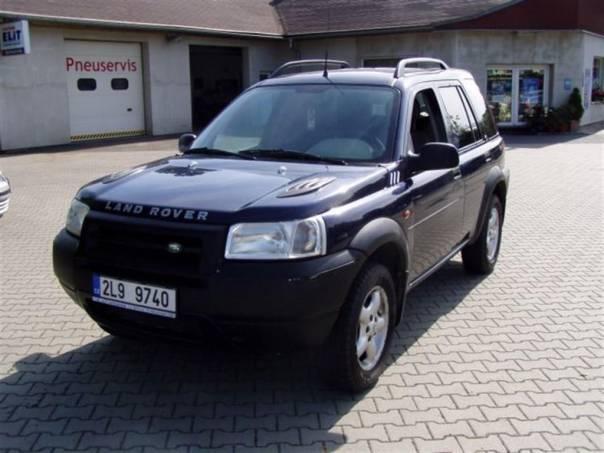 Land Rover Freelander 2,0 DI automat, foto 1 Auto – moto , Automobily | spěcháto.cz - bazar, inzerce zdarma