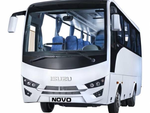Isuzu  coach 27-29 míst, foto 1 Užitkové a nákladní vozy, Autobusy | spěcháto.cz - bazar, inzerce zdarma