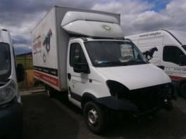 Iveco Daily 35S14 CNG , Užitkové a nákladní vozy, Do 7,5 t  | spěcháto.cz - bazar, inzerce zdarma