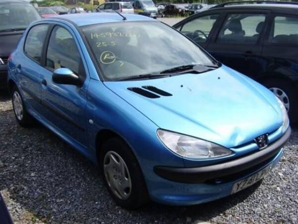 Peugeot 206 benzín i diesel 99-04, foto 1 Náhradní díly a příslušenství, Ostatní | spěcháto.cz - bazar, inzerce zdarma
