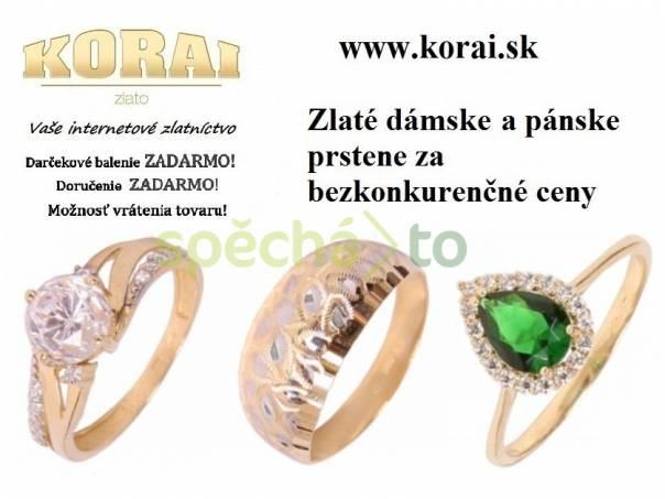 Zlaté prstene od KORAI d0a64c21259