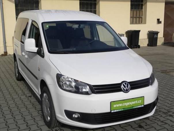 Volkswagen Caddy 2.0 MAXI CNG  Trendline, foto 1 Auto – moto , Automobily | spěcháto.cz - bazar, inzerce zdarma